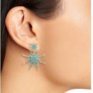 Serefina Medium Starburst Ear Jackets